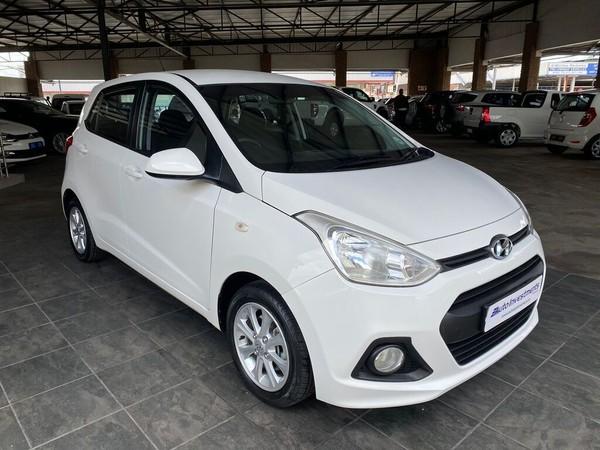 2014 Hyundai Grand i10 1.25 Motion Limpopo Polokwane_0