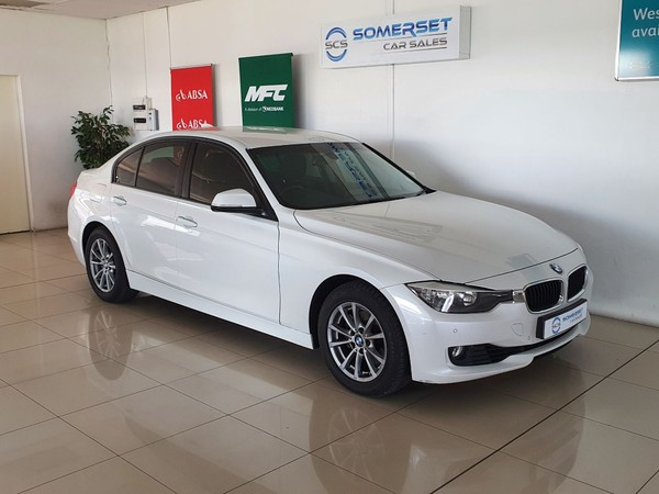 2013 BMW 3 Series 320i  At f30  Western Cape Strand_0