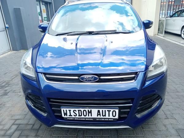 2015 Ford Kuga 1.5 Ecoboost Trend AWD Auto Gauteng Johannesburg_0