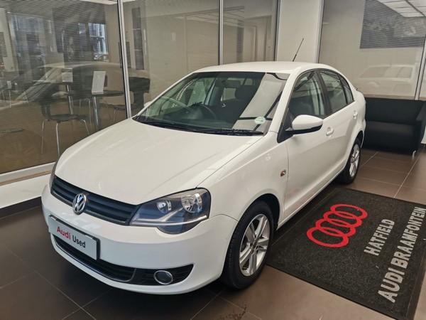 2015 Volkswagen Polo Vivo GP 1.6 Comfortline Gauteng Johannesburg_0