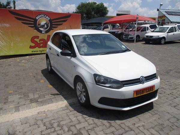 2018 Volkswagen Polo Vivo 1.4 Trendline 5-Door Gauteng North Riding_0