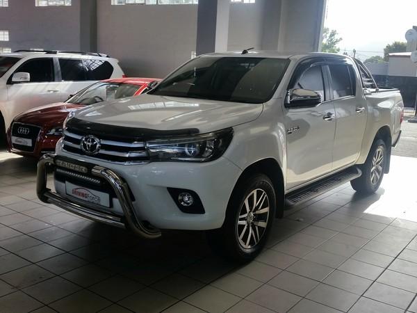 2018 Toyota Hilux 2.8 GD-6 Raider 4x4 Double Cab Bakkie Western Cape Wynberg_0