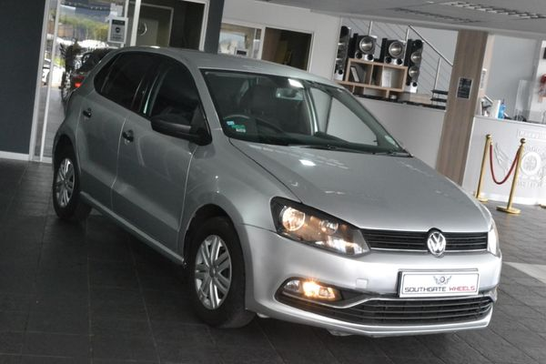 2017 Volkswagen Polo 1.0 TSI Trendline Gauteng Roodepoort_0