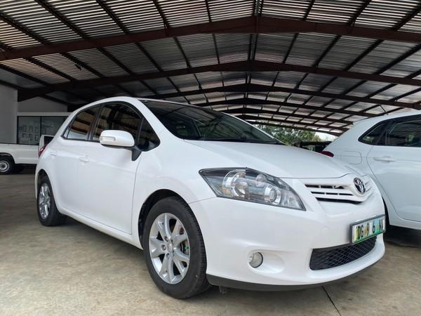 2012 Toyota Auris 1.6 Xs  North West Province Schweizer-Reneke_0
