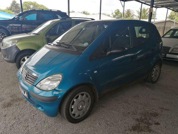 2001 Mercedes-Benz A-Class A 160 Classic  North West Province Klerksdorp_0