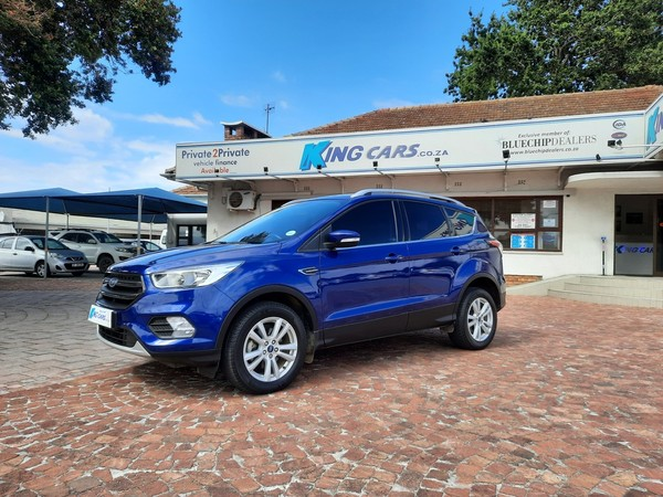 2019 Ford Kuga 1.5 Ecoboost Ambiente Auto Western Cape Bellville_0