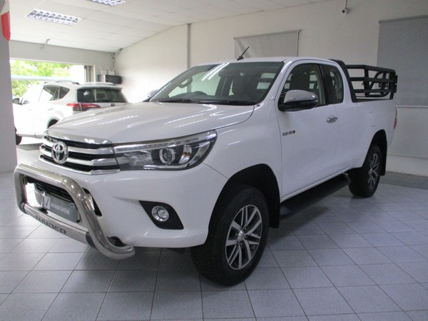 2017 Toyota Hilux 2.8 GD-6 Raider 4x4 Extended Cab Bakkie Eastern Cape Humansdorp_0