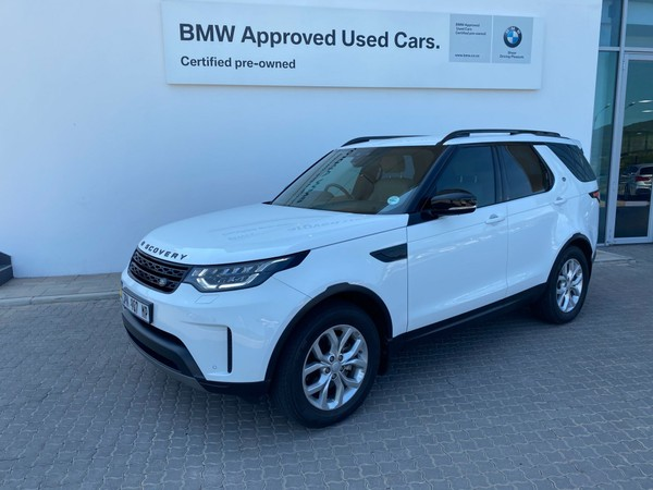 2018 Land Rover Discovery 3.0 TD6 SE Mpumalanga Nelspruit_0