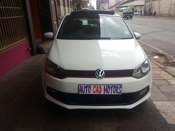 2015 Volkswagen Polo GTi 1.8tsi DSG Gauteng Johannesburg_0