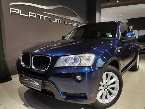 2014 BMW X3 Xdrive20d Exclusive At  Gauteng Four Ways_0