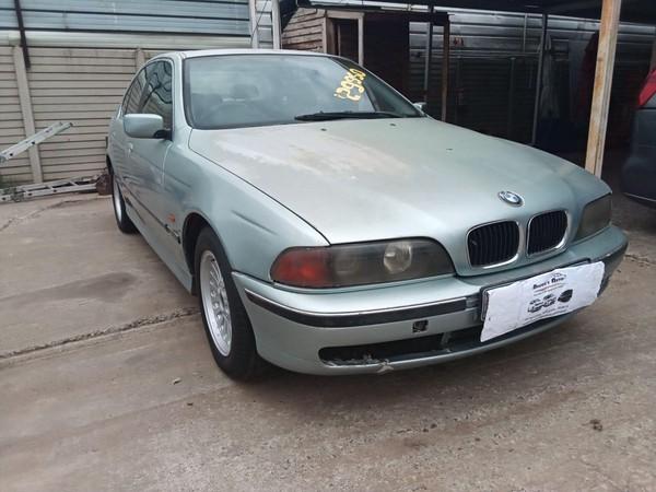 2000 BMW 5 Series 520 NON RUNNER Gauteng Germiston_0