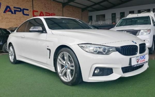2014 BMW 4 Series Coupe M Sport Kwazulu Natal Pietermaritzburg_0