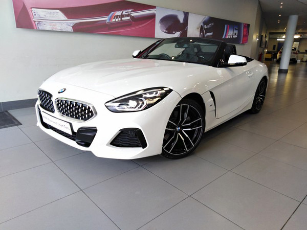 2019 BMW Z4 sDRIVE20i M Sport Auto Gauteng Four Ways_0