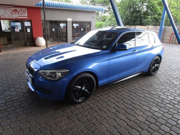 2012 BMW 1 Series 125i M Sport Line 5dr At f20  Gauteng Pretoria_0