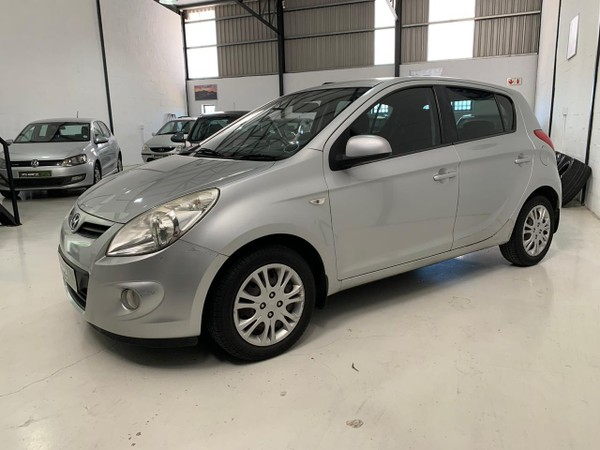 2011 Hyundai i20 1.4  Western Cape Table View_0