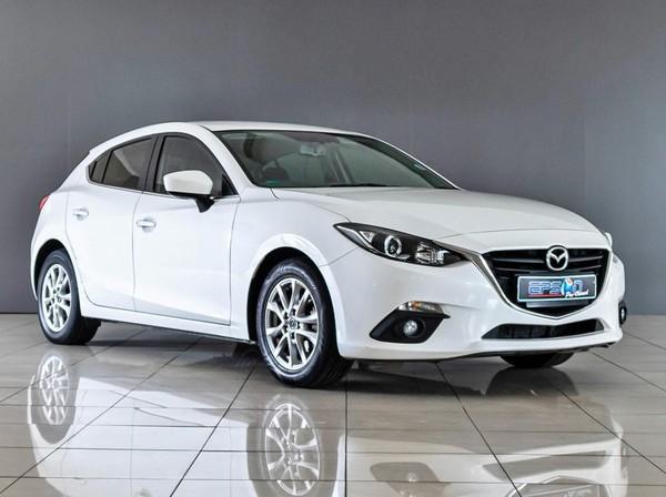 2016 Mazda 3 1.6 Dynamic 5-Door Auto Gauteng Nigel_0