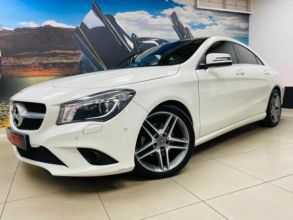 2016 Mercedes-Benz CLA-Class CLA 200 AMG 7G-TRONIC PAN ROOF 38000 KMS XENONS  Gauteng Benoni_0