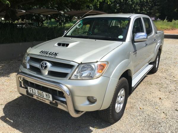 2007 Toyota Hilux 3.0d-4d Raider 4x4 Pu Dc  Mpumalanga White River_0