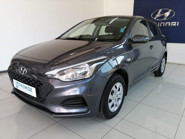 2021 Hyundai i20 1.2 Motion Kwazulu Natal Pinetown_0