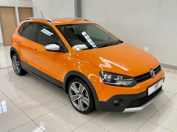 2012 Volkswagen Polo 1.6 Tdi Cross  Kwazulu Natal Newcastle_0
