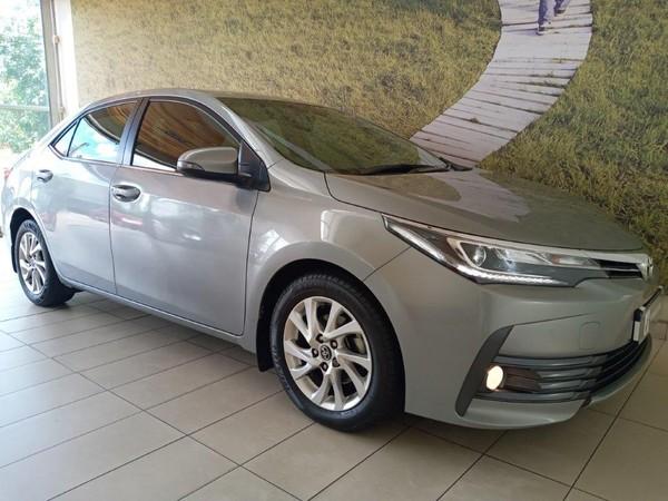 2017 Toyota Corolla 1.8 Exclusive CVT Gauteng Pretoria_0