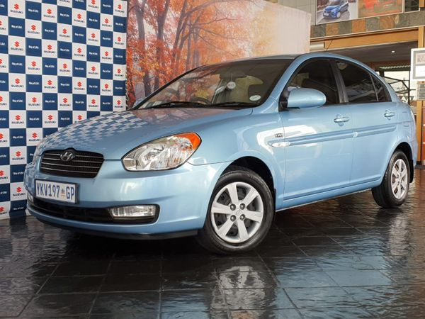 2009 Hyundai Accent 1.6 Gls Hs At  Gauteng Rosettenville_0