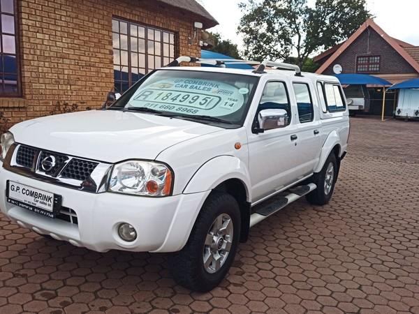 2014 Nissan NP300 Hardbody 2.4i HI-RIDER Double Cab Bakkie Gauteng Krugersdorp_0