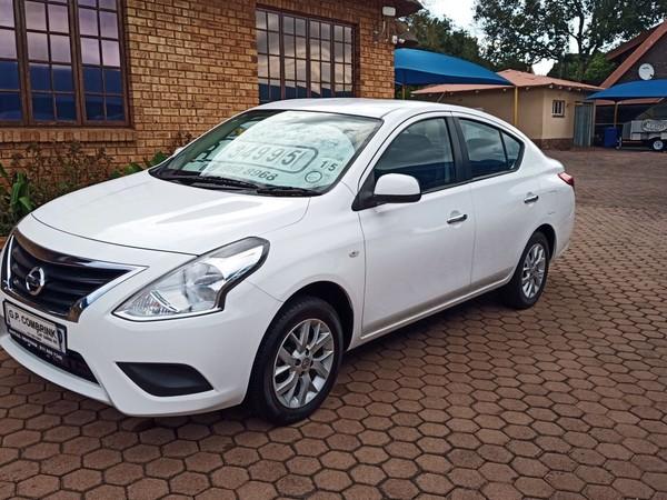 2015 Nissan Almera 1.5 Acenta Auto Gauteng Krugersdorp_0