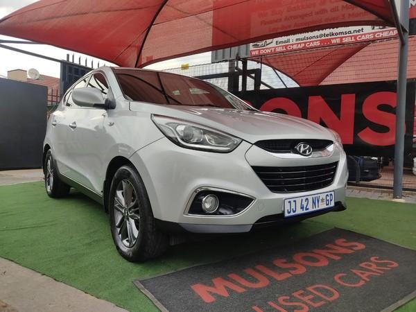 2015 Hyundai iX35 1.7 CRDi Premium Gauteng Boksburg_0
