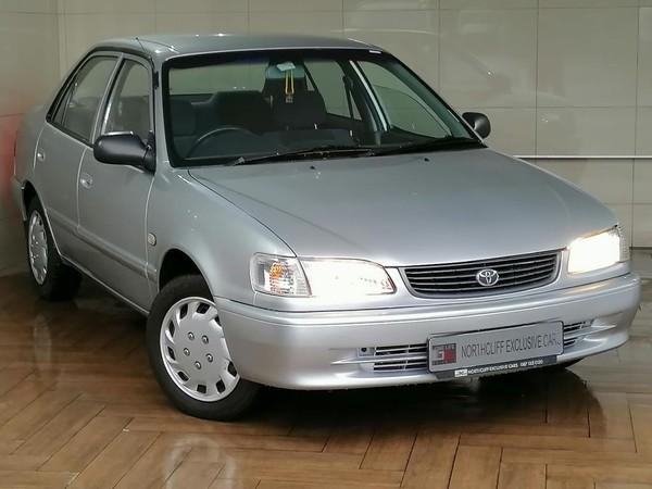 2002 Toyota Corolla 160i Gle  Gauteng Randburg_0
