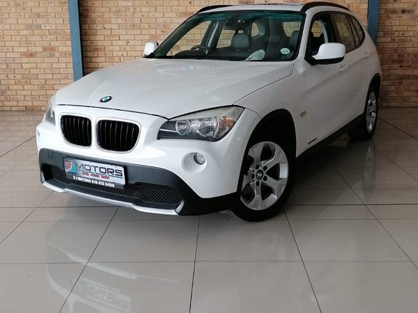 2012 BMW X1 Sdrive20d At  North West Province Orkney_0