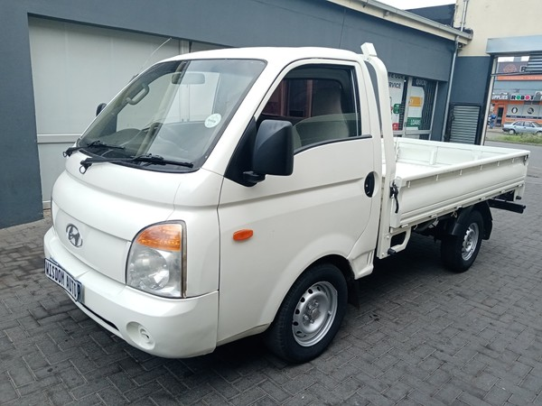 2009 Hyundai H100 Bakkie 2.5 Tci  Ac Fc Ds  Gauteng Johannesburg_0