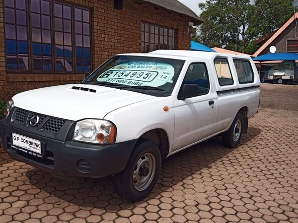 2014 Nissan NP300 Hardbody 2.5 TDI LWB SE ko5k28 Bakkie Single cab Gauteng Krugersdorp_0