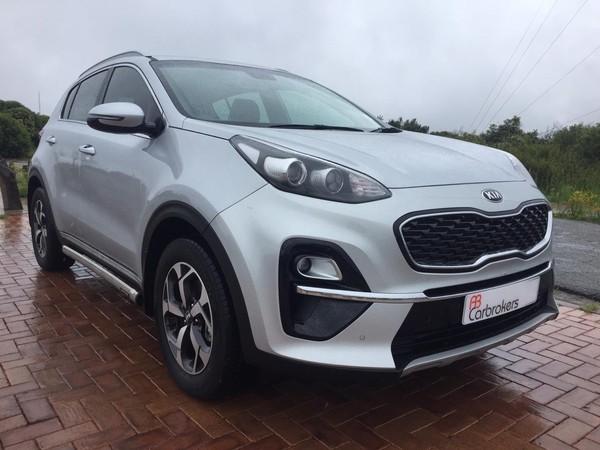 2021 Kia Sportage 2.0 CRDi EX Auto AWD Gauteng Pretoria_0