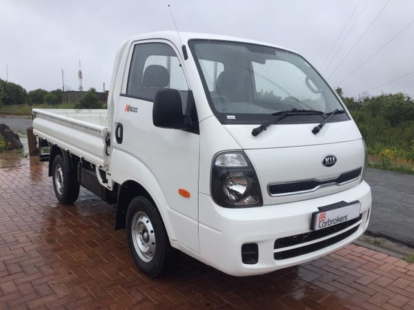2020 Kia K-Series Pick-Up K 2500 Single-Cab Gauteng Pretoria_0