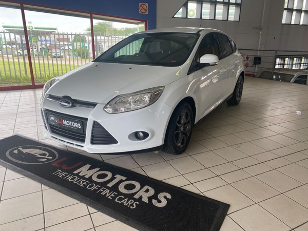 2013 Ford Focus 1.6 Ti Vct Ambiente 5dr  Kwazulu Natal_0