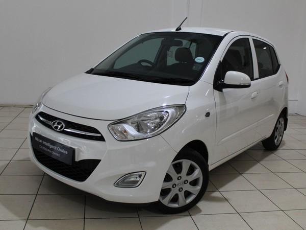 2015 Hyundai i10 1.1 Gls  Gauteng Springs_0