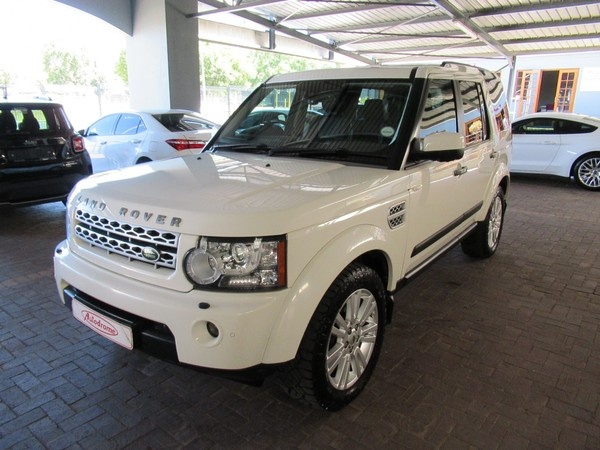 2010 Land Rover Discovery 4 3.0 Tdv6 Hse  Western Cape Paarl_0
