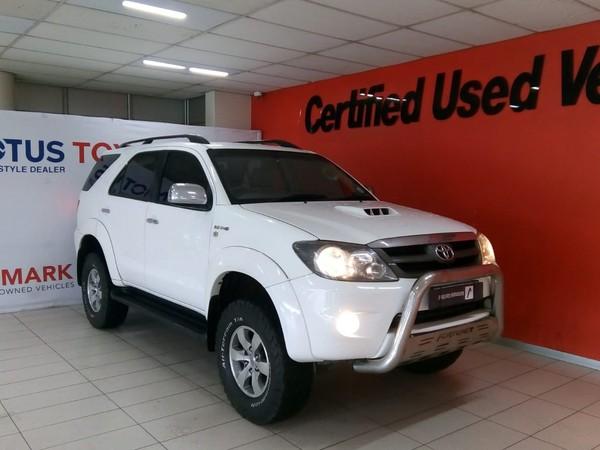 2008 Toyota Fortuner 3.0d-4d 4x4  Gauteng Edenvale_0