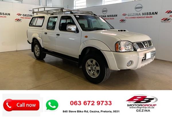 2019 Nissan NP300 Hardbody 2.5 TDi HI-RIDER Double Cab Bakkie Gauteng Pretoria_0