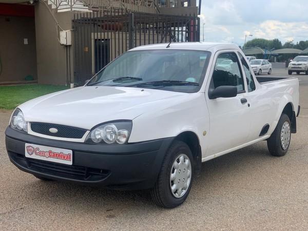 2008 Ford Bantam 1.6i Ac Pu Sc  Gauteng Brakpan_0