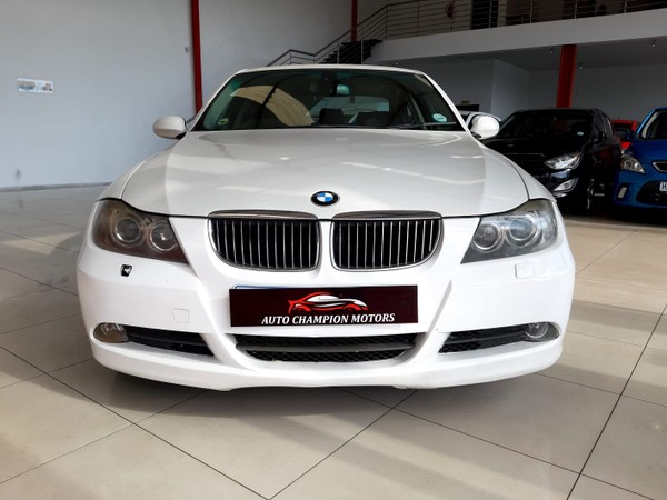 2007 BMW 3 Series 323i At e90  Gauteng Johannesburg_0