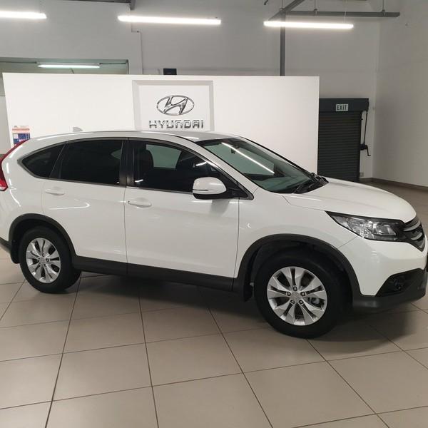 2014 Honda CR-V 2.0 Comfort  Gauteng Pretoria_0