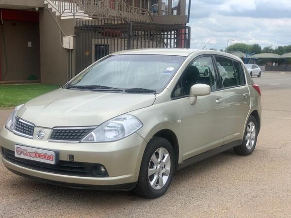 2007 Nissan Tiida 1.6 Acenta Hatch MT Gauteng Brakpan_0
