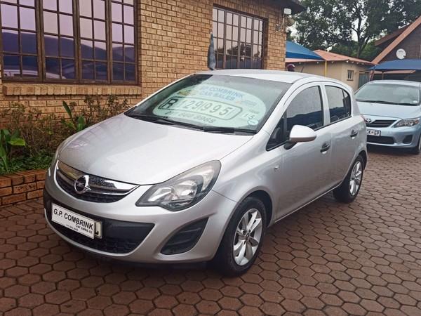 2015 Opel Corsa 1.4 Essentia 5dr  Gauteng Krugersdorp_0