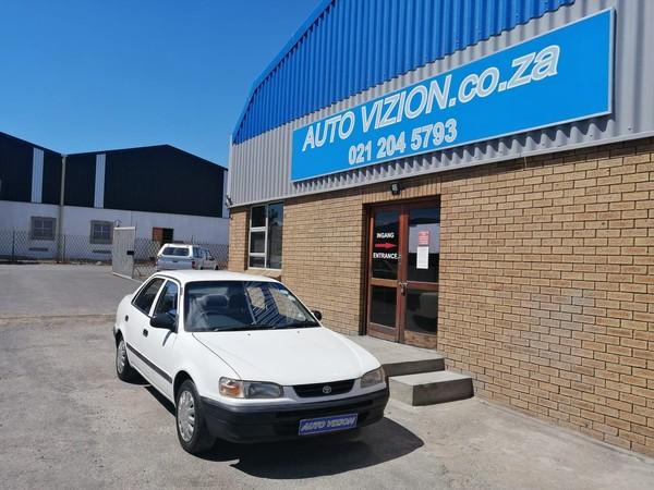 1996 Toyota Corolla 160i Gl  Western Cape Brackenfell_0