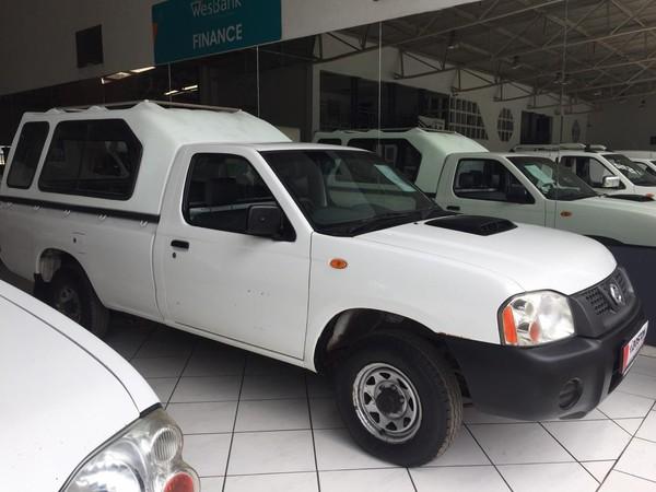 2015 Nissan NP300 Hardbody 2.5 TDi LWB Single Cab Bakkie Gauteng Boksburg_0