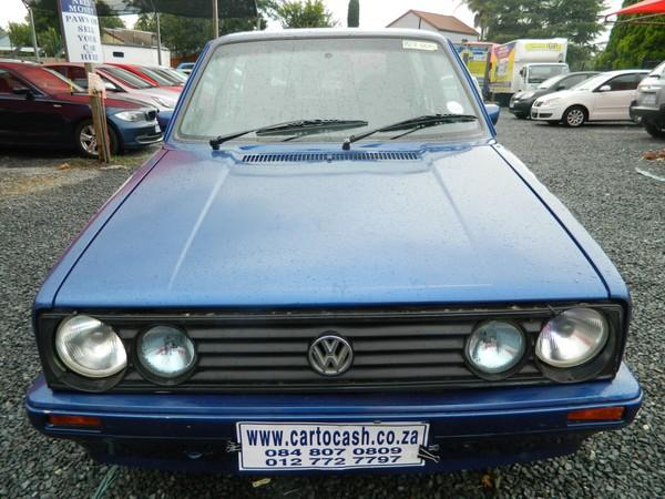 2000 Volkswagen CITI Chico 1.4i  Gauteng Centurion_0