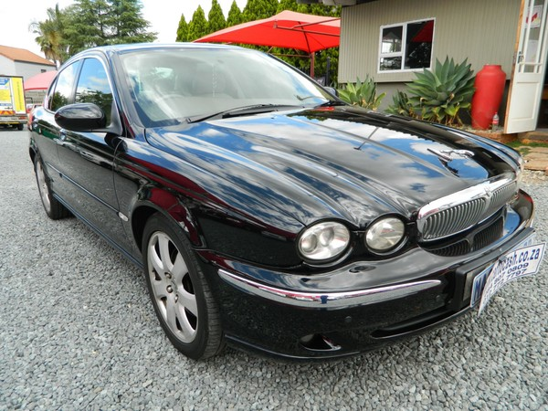 2006 Jaguar X-Type 2.0 Se At  Gauteng Centurion_0