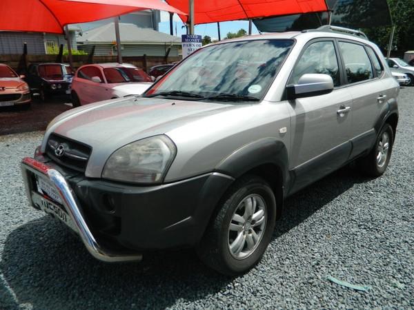 2007 Hyundai Tucson 2.0 Gls  Gauteng Centurion_0